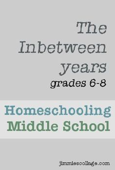 Homeschooling Middle School.... This has some great tips!! (Scheduled via TrafficWonker.com)