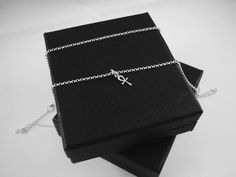 ANKH SILVER CHARM NECKLACE - product images  of SCHJ