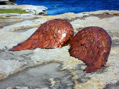Sculpture by the Sea on Bondi beach, Sydney, Australia.