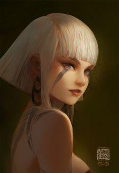Thera, Kan Liu(666K信譞) on ArtStation at https://www.artstation.com/artwork/0avQY