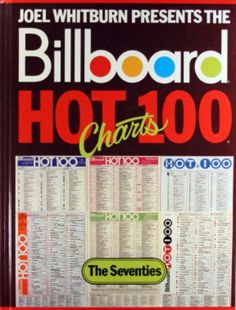 Seventies | ... - Billboard Hot 100 Charts: The Seventies (Book) - Amoeba Music