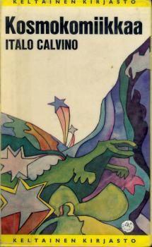 Kosmokomiikkaa | Kirjasampo.fi - kirjallisuuden kotisivu