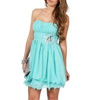Dalia-Mint Prom Dresses