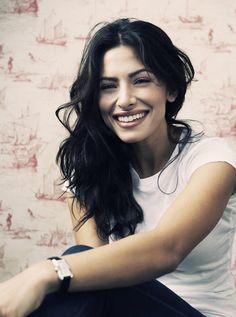 Sarah Shahi by Andy Ryan