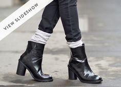 8 short boots we love via @PureWow