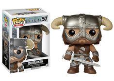 Pop! Games: Skyrim - Dovahkiin