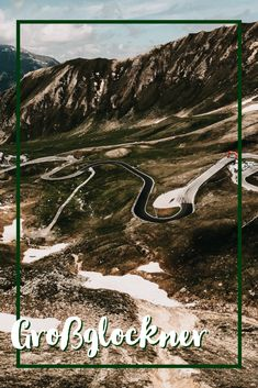 Kaiser Franz Josef, Salzburg, Berg, Mountains, Nature, Travel, Road Trip Destinations, Naturaleza, Viajes
