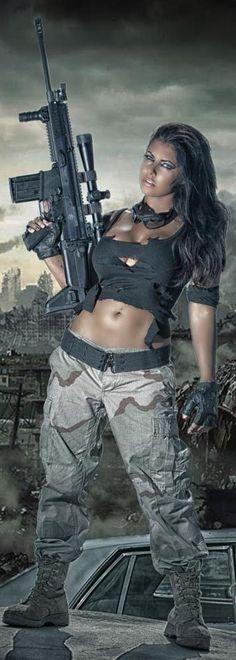 Top Shot's, Michelle Viscusi