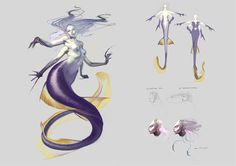 Christine Choi Concept Art