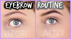 Perfect Eyebrow Tutorial for Beginners | Courtney Lundquist