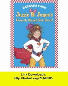 Junie B. Joness Fourth Boxed Set Ever! ( 13-16) (9780375828294) Barbara Park, Denise Brunkus , ISBN-10: 037582829X  , ISBN-13: 978-0375828294 ,  , tutorials , pdf , ebook , torrent , downloads , rapidshare , filesonic , hotfile , megaupload , fileserve