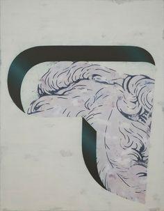 Anne Neukamp Nische, oil, tempera, canvas, 220 x 180 cm, 2012 Art Archive, Tempera, Printmaking, Cool Art, Illustration Art, Museum, Paintings, Contemporary, Abstract