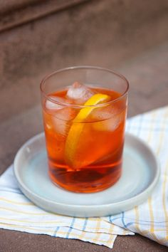 Aperol Spritz by thekitchn: Light on alcohol and refreshing