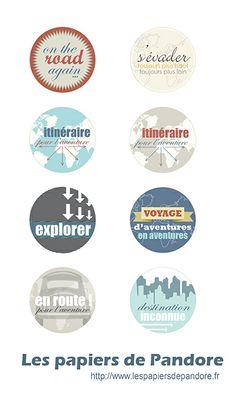 Les Papiers de Pandore - Papiers écologiques et produits d'accompagnement pour le scrapbooking. Fabrication française.