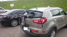 Kia Sportage King Joe Pro 3 #rackworld #whispbar #yakima #Inno #Thule #Atlant #Lux #Buzzrack #автобагажник #автобокс