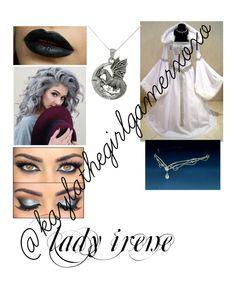 """minecraft diaries lady irene"" by kaylathegirlgamerxoxo ❤ liked on Polyvore featuring Disney and Carolina Glamour Collection"