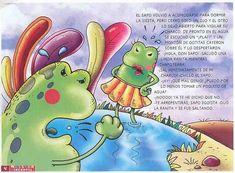 Un libro para que los niños y niñas se vayan acostumbrando a leer: