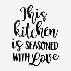 New View New View Kitchen Wall Letters Wall Decal Kitchen Wall Quotes, Kitchen Wall Decals, Quotes For The Kitchen, Kitchen Artwork, Kitchen Letters, Kitchen Signs, Kitchen Words, Wall Letter Decals, Food Quotes