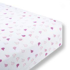SwaddleDesigns Cotton Flannel Fitted Crib Sheet, Jewel Tone Little Chickies, Pastel Pink SwaddleDesigns http://www.amazon.com/dp/B007PDICUU/ref=cm_sw_r_pi_dp_eRjVub08JVB5Q