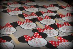 Pequeños placeres: Cumpleaños a lo Minnie/ Minnie-themed birthday ...