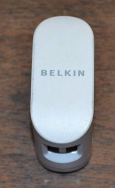 Belkin Dual USB Rotating Wall AC Charger for iPod iPhone Smartphone F8Z240 #Belkin