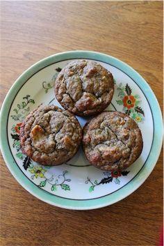 Grain, Dairy, & Sugar Free Banana Muffins | Simply Mrs. Edwards