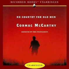 Very violent. Evil as a lifestyle. Llewelyn Moss is hunting antelope near the Texas-Mexico border when he stumbles upon several dead men, a big stash of heroin, and more than two million dollars in cash. He takes off with the money, and the hunter becomes the haunted.   No Country for Old Men Audiobook #Audible