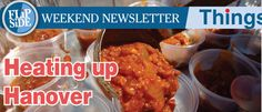 8/31/12 Newsletter #chili #food #entertainment #yorkpa #events