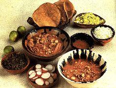 Comida Mexicana – Pozole
