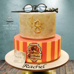 Harry Potter - Cake by Sandy - Sweet 'n  Sassy