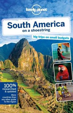 #1 best-selling guide to South America* Lonely Planet South America on a shoestring is your passport to all the most relevant and up-to-date advice on what to see, what to skip, what hidden discoverie