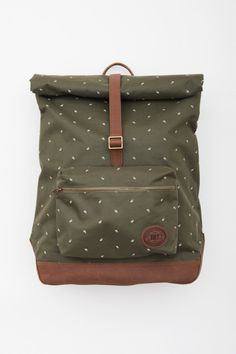 OBEY CLOTHING - OBEY BALLAST ROLL TOP BACKPACK