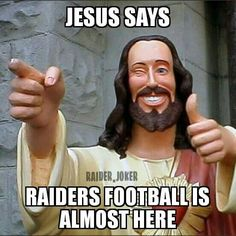God Bless Oakland Raiders †