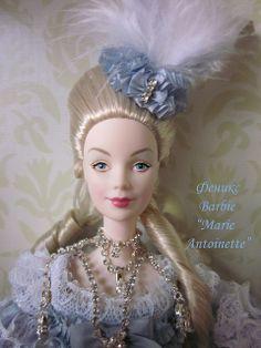 barbie marie antoinette flickr - Barbie Marie