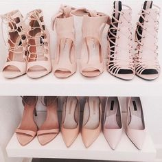 Neutral pumps, heels, and sandals. Zapatos Shoes, Shoes Heels, Nude Heels, Zara Heels, Sandal Heels, Dress Shoes, Cute Shoes, Me Too Shoes, Pretty Shoes