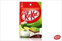 ☆☆☆☆ KitKat 抹茶ラテ