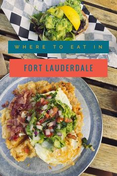 If you are looking for where to eat in Fort Lauderdale, check out this guide to the best Fort Lauderdale restaurants! This includes recommendations for different cuisines and price ranges #fortlauderdale #southflorida #floridafoodie Fort Lauderdale Things To Do, Fort Lauderdale Restaurants, Biscayne National Park, Everglades National Park, Florida Food, Florida Travel, Florida National Parks, Best Beach In Florida, Delicious Restaurant