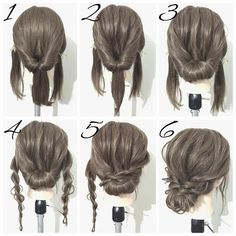 Google Image Result for http://myintmon.info/wp-content/uploads/2018/01/easy-prom-hairstyles-inspirational-best-25-medium-hair-updo-ideas-on-pinterest-hair-updos-easy-prom-hairstyles.jpg