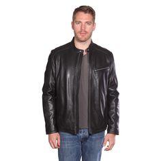 Christian Reed Men's Stanton Moto Jacket