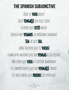 Spanish Practice, Ap Spanish, Spanish Grammar, Spanish Phrases, Spanish Vocabulary, Spanish Lessons, How To Speak Spanish, Teaching Spanish, Spanish Language