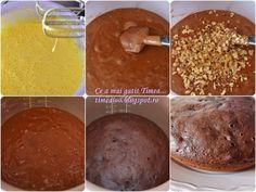 Prajitura cu nuca si ciocolata - imagine 1 mare