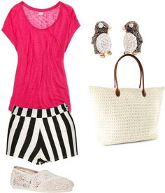"""Summer day"" by emmalovesreading on Polyvore"
