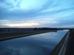 Main-Donau-Kanal bei Hilpoltstein