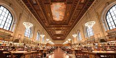 Rose Main Reading Room   - HarpersBAZAAR.com