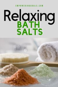 to make essential oil for bath salts combinations on your own. Perfect for g. to make essential oil for bath salts combinations on your own. Perfect for g. Marjoram Essential Oil, Calming Essential Oils, Essential Oils For Headaches, Diy Bath Salts With Essential Oils, Entspannendes Bad, Essential Oil Combinations, Bath Salts Recipe, Oil For Headache, Nails Polish