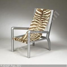 MALLET-STEVENS Robert,Lounge chair,1924