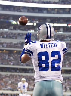 """Jason Witten - """" tight end"""" Dallas Cowboys Quotes, Dallas Cowboys Players, Dallas Cowboys Pictures, Dallas Cowboys Baby, Dallas Cowboys Football, Football Baby, Cowboys 4, Pittsburgh Steelers, Fantasy Football League"""