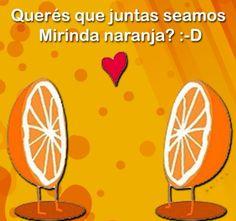 Tú media naranja quién es?