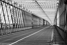 19th of May - (St Andre de Cubzac) : interesting perspective from Gustave Eiffel bridge nearby St Andre de Cubzac