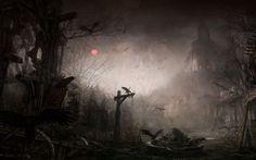 Gothic / Dark Art: Fantasy Cities, picture nr. 55916